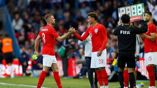 'Persaingan Menembus Starting XI Timnas Inggris Sangat Ketat'