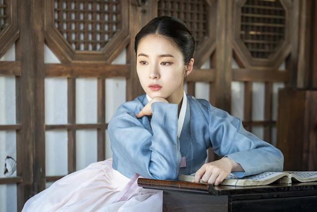 Rookie Historian Goo Hae Ryung korean drama