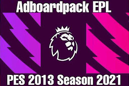 Adboard Pack English Premier League V1 - PES 2013