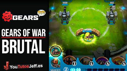 Gears of War para Teléfono? Descargar Gears POP GRATIS!