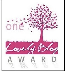 Premio - Lovely Blog