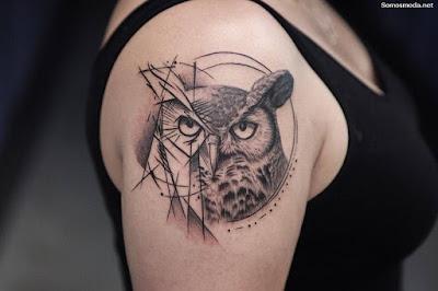 Tatuajes de moda 2019 - 2020