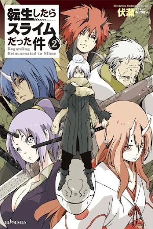 Tensei Shitara Slime Datta Ken [84/84??] [Español] [Manga]