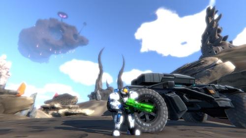 Triton Survival Gameplay