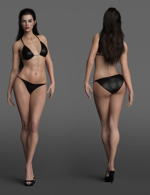Marnie HD for Genesis 8 Female