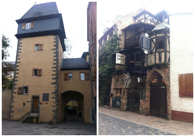 o que ver no bairro Sachesenhausen, em Frankfurt