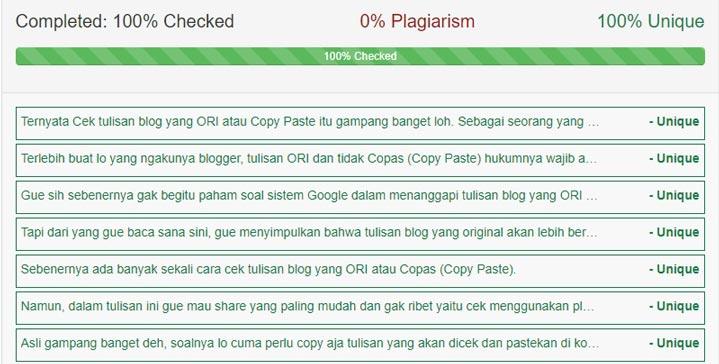 cek plagiarisme small seo tools