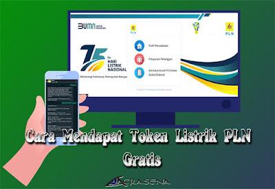 Cara Mendapatkan Token Listrik PLN Gratis November 2020