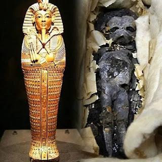 Strangest Collectibles of Tutankhamun