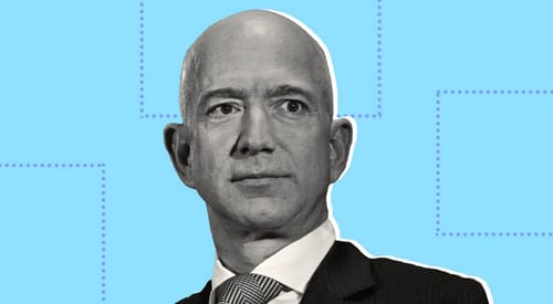 The richest man in the world sold $ 5 billion worth of Amazon shares