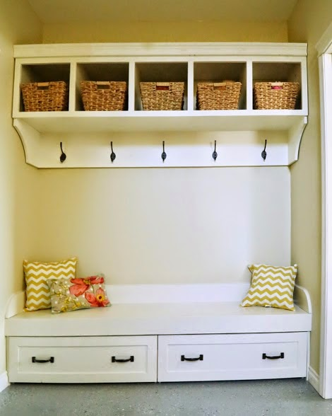 fabriquer un banc en bois avec rangement. Black Bedroom Furniture Sets. Home Design Ideas