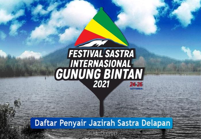 Festival Sastra Internasional Gunung Bintan 2021
