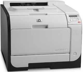 HP Laserjet Pro 400 Color M451dn Printer Driver Download
