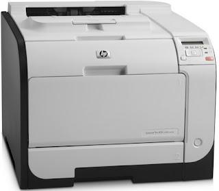 HP Laserjet Pro 400 Color M451dn Printer Driver Download