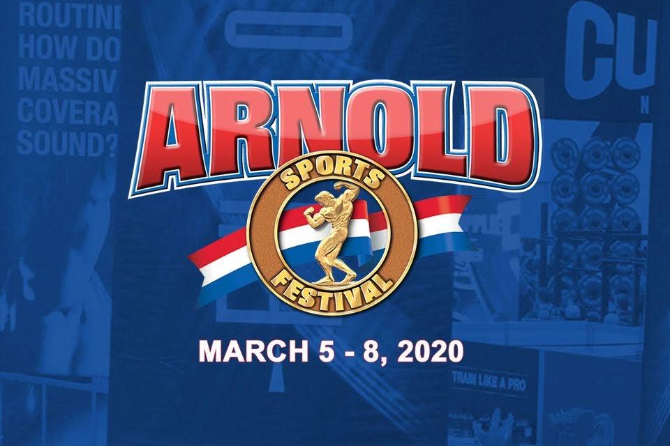 Arnold Classic 2020. Foto: Reprodução