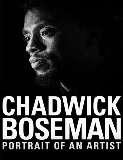 Pelicula Chadwick Boseman: Retrato de un artista