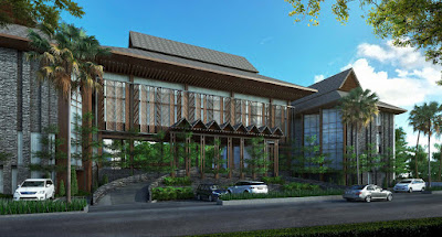 Source: Fairfield by Marriott Belitung website. The Fairfield by Marriott Belitung.