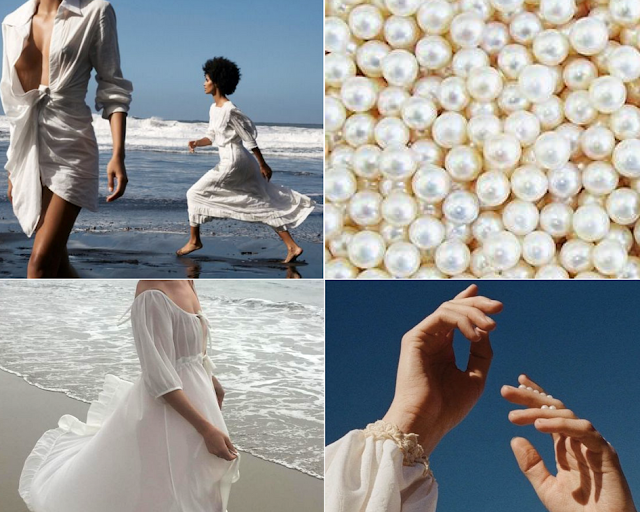 Sophie Blake NY Mayakoba Jewelry Collection Design Mood Board Pinterest