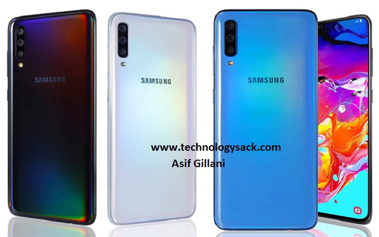 Samsung Galaxy A70 6GB RAM Price in Pakistan & Specification