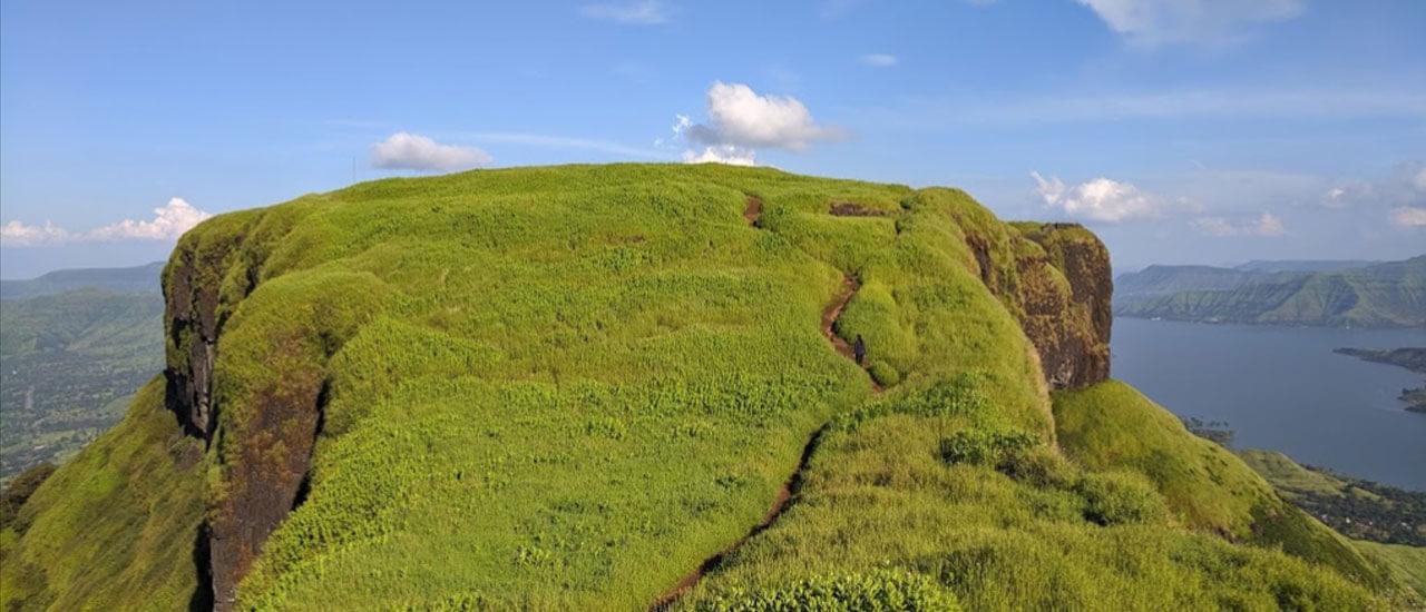 केंजळगड किल्ला - Kenjalgad Fort