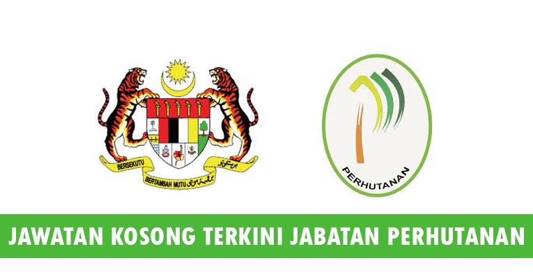 Kekngan osoTerkini di Jabatan Perhutanan Malaysia