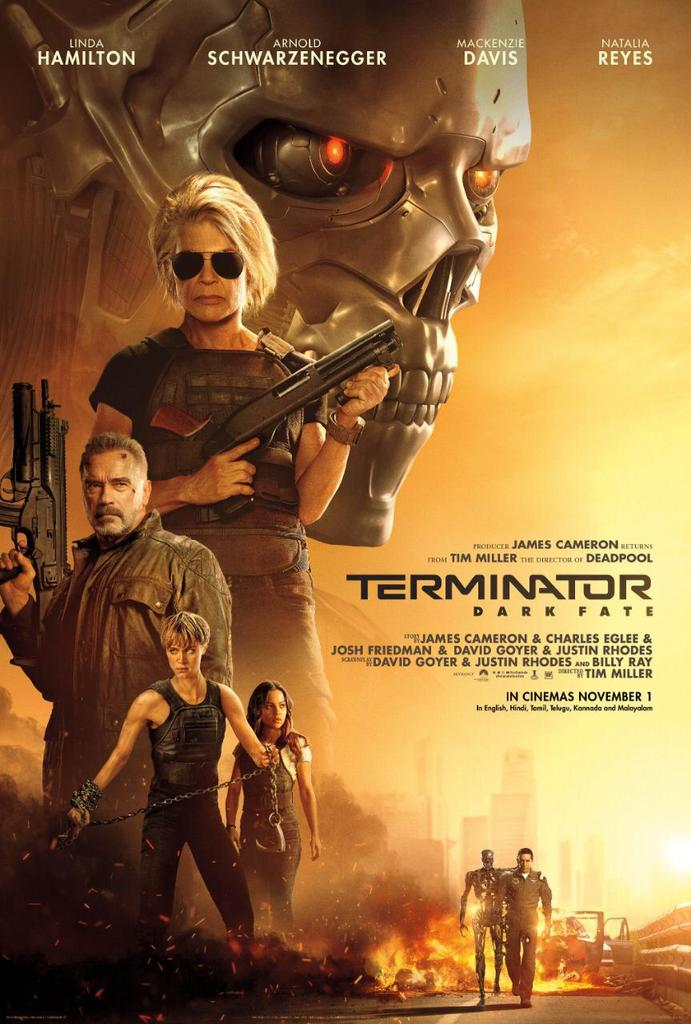 James Cameron and Arnold Schwarzenegger collaborate for Newest installment in Terminator franchise