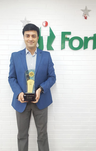 Fortis Hospitals, Bannerghatta Road, wins gold for reducing use of antibiotics, at The Asian Hospital Management Awards