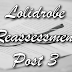 Lolidrobe Reassessment Post 3