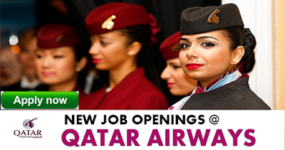 Latest Job Vacancies In Qatar Airways