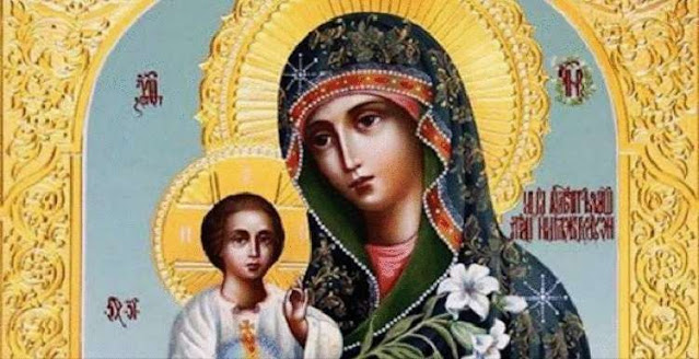 Чудодейственная молитва Святой Божией Матери «Неувядаемый цвет», которая помогает каждому