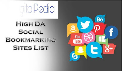 Top High Authority Social Bookmarking Sites List 2020