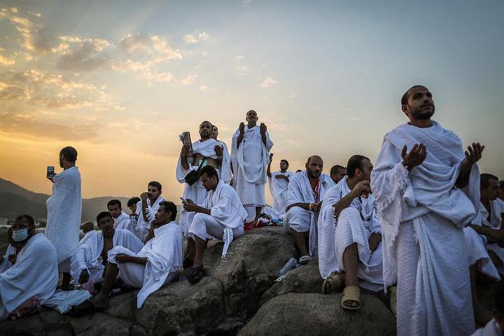 Ujian jemaah haji sebenar di Arafah