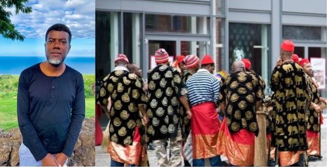 """I've NEVER seen an Igbo BEGGAR"" – Reno Omokri, says"