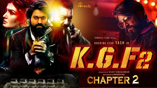 KGF Chapter 2 (2020) 480p, 720p, 1080p Full Bollywood Movie Download in Hindi, Tamil, English Index of