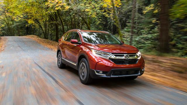 Mobil Honda CR-V Prestige Kencang Namun Tetap Irit
