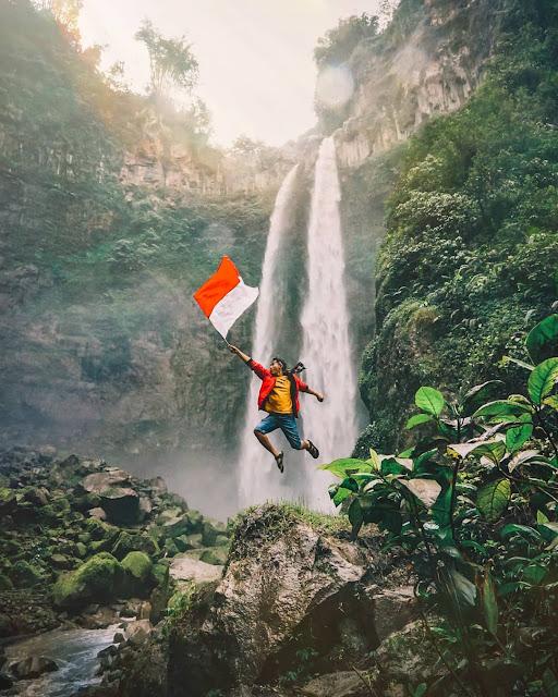 Air Terjun Coban Sriti Lumajang
