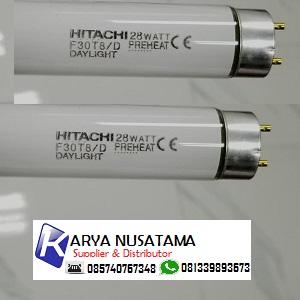 Jual Lampu Daylight Fluorescent 28W Hitachi Jepang di Mojokerto