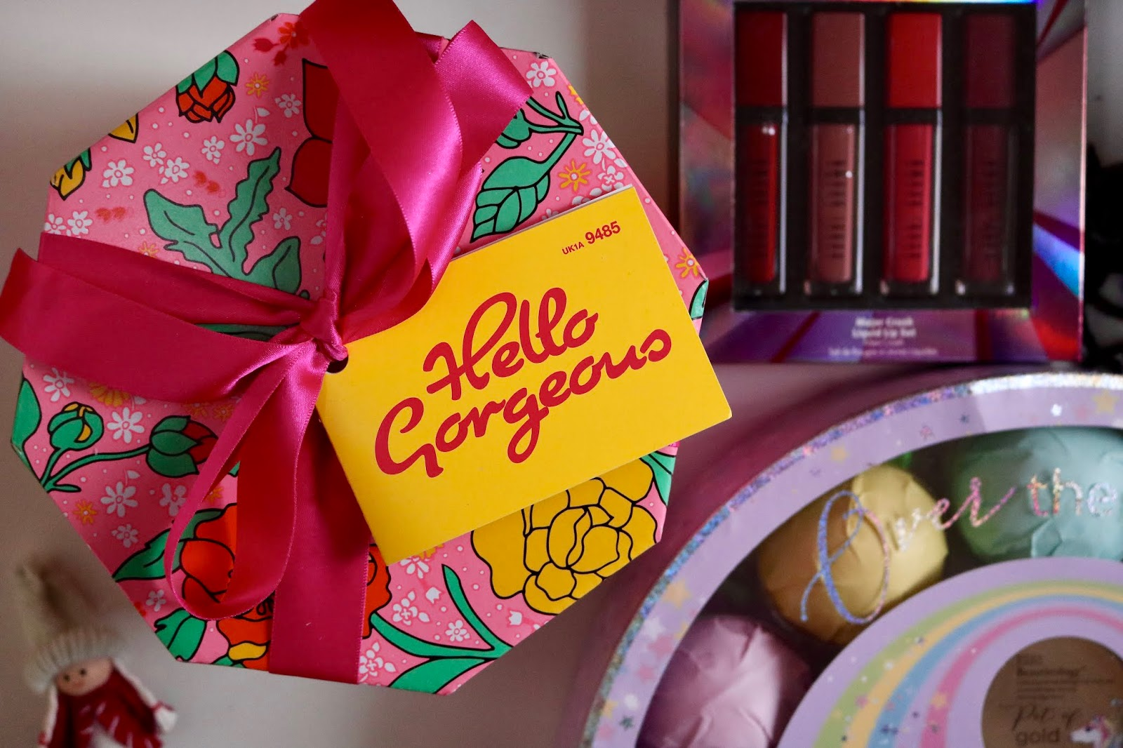 LUSH HELLO GORGEOUS SET