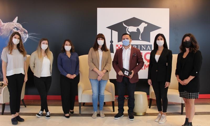 Nestlé Purina PetCare veteriner fakültesi öğrencilerini destekliyor