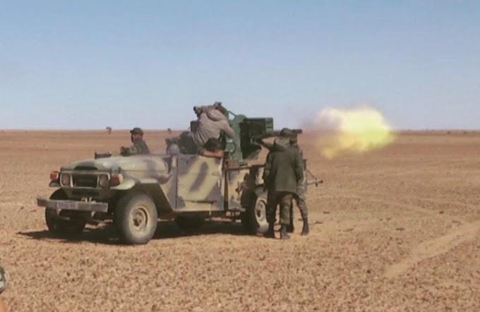 🔴 Parte de guerra Nº103. - Guerra del Sáhara Occidental.