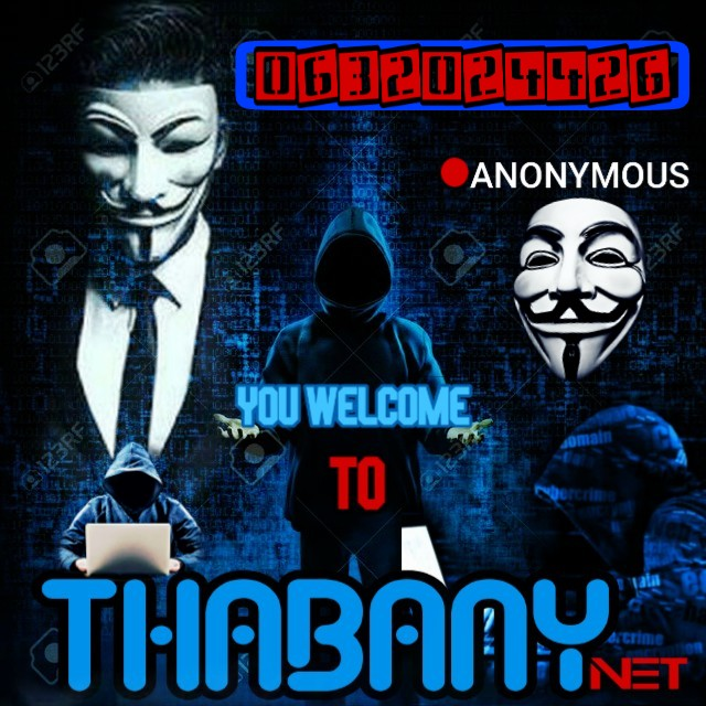THABANY THE ANONYMOUS KID HACHER