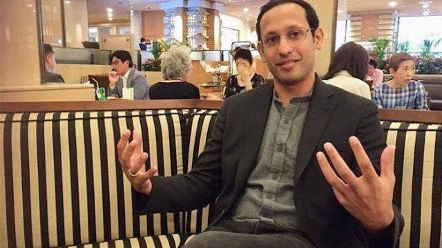 Nadiem Makarim Menteri Termuda Keturunan Minang-Arab yang Menjadi Sorotan Dunia