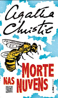 A MORTE NAS NUVENS - Agatha Christie