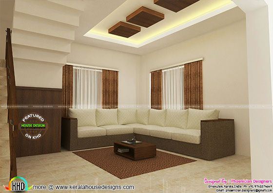 Budget Kerala interior designs