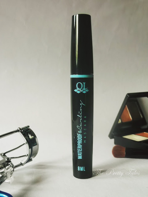 ql waterproof curling mascara review