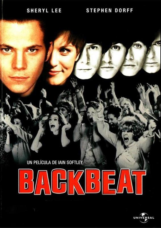 Backbeat [1994] [DVD9] [NTSC] [Latino]