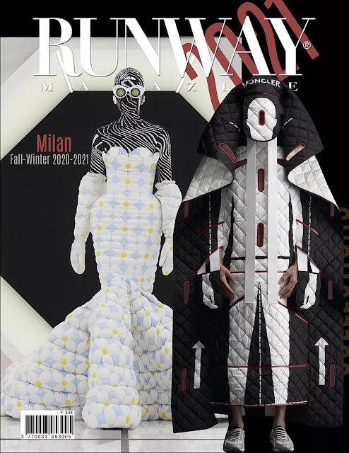 Runway Magazine 2021 issue