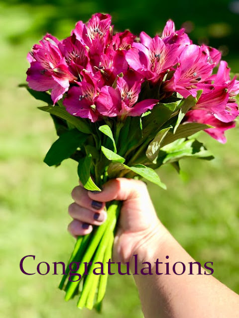 Congratulations Wishes