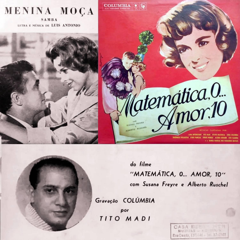 literatura paraibana pesquisa musica brasileira nostalgia bossa nova samba cancao tito madi