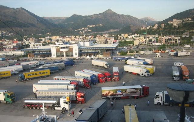 Ηγουμενίτσα: Κυκλοφορούσαν με κλεμμένο ΙΧ στο λιμάνι